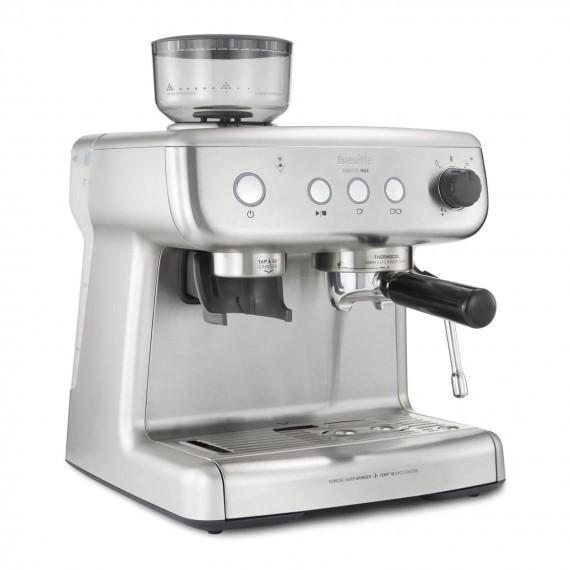 Ekspres do kawy kolbowy z młynkiem Breville Barista Max VCF126X