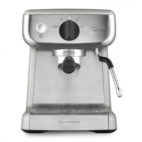 Ekspres do kawy kolbowy Breville Mini Barista VCF125X